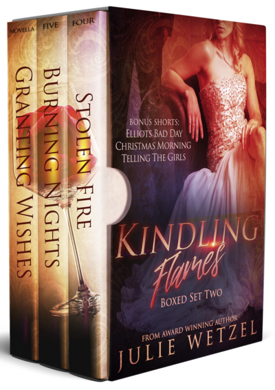 Kindling Flames: Box Set Two