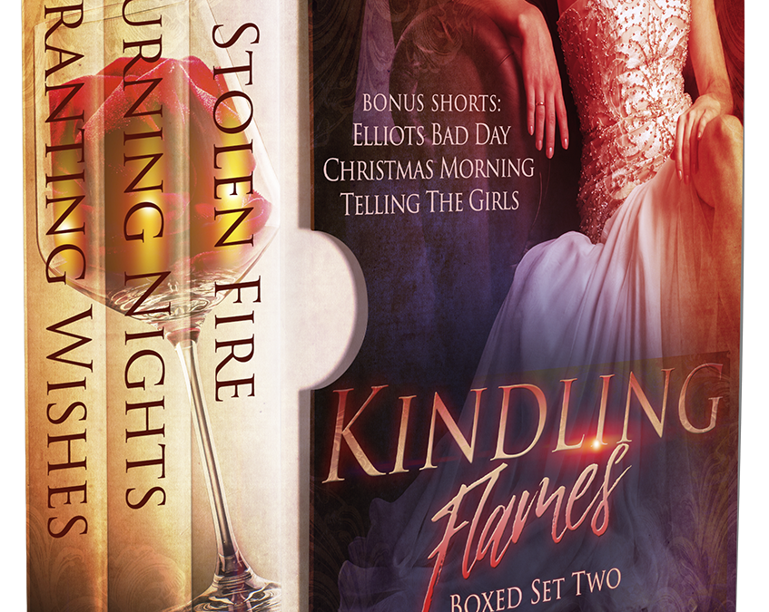 Kindling Flames: Box Set Two