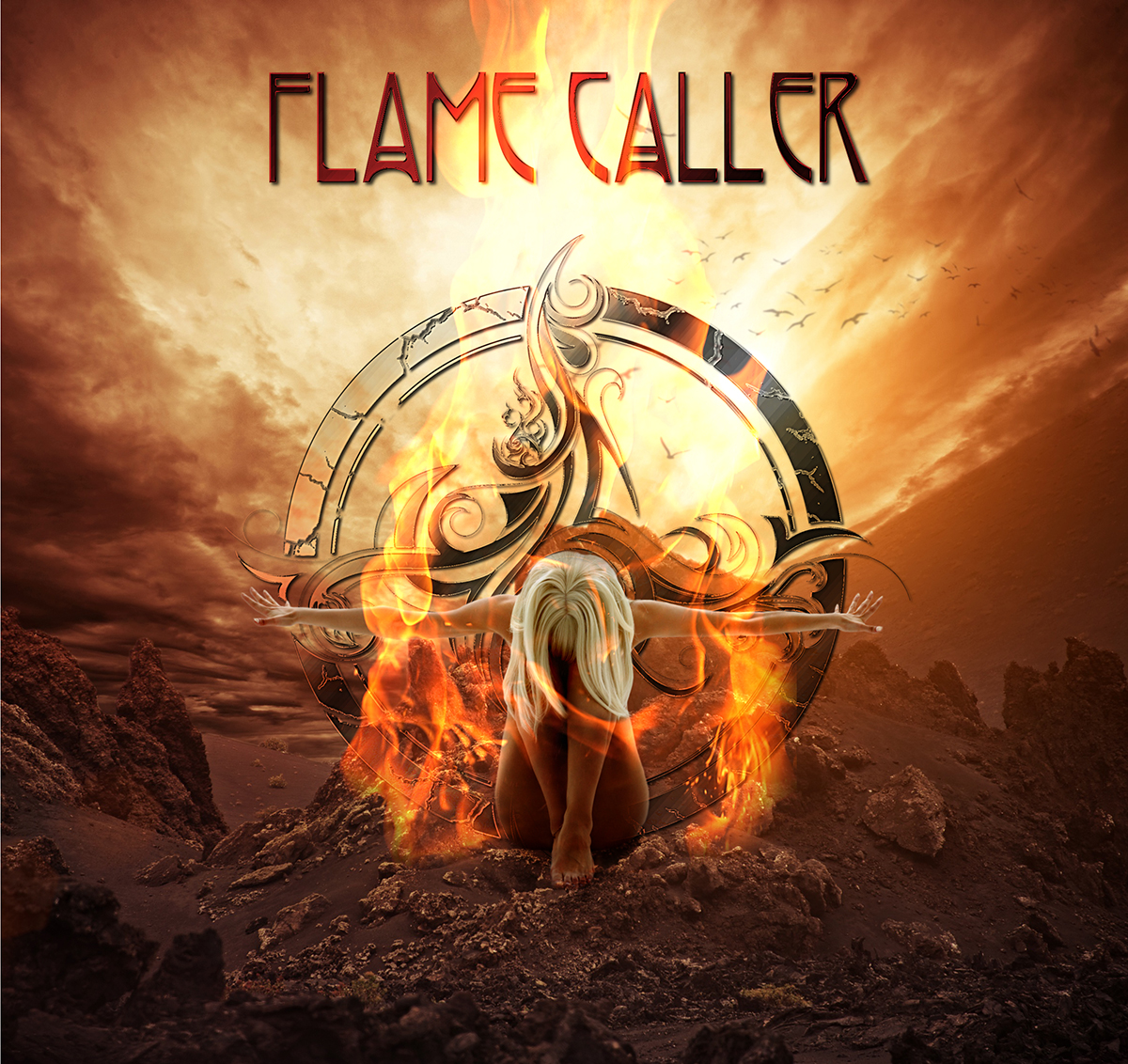 Full Flame Poster WEB